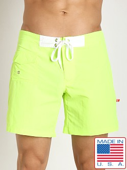 Go Softwear Balboa Board Short Tropical Lime