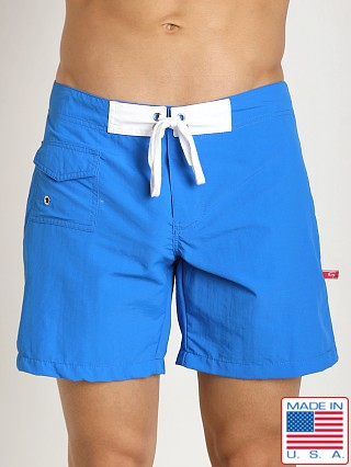 Go Softwear Balboa Board Short Berry Blue