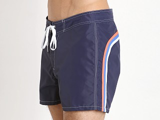 "Sundek 14"" Classic Low-Rise Boardshort Dark Blue #3"