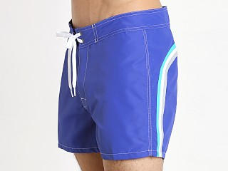 "Sundek 14"" Classic Low-Rise Boardshort True Blue"
