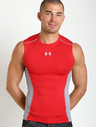 Under Armour Heatgear Sleeveless Compression Tee