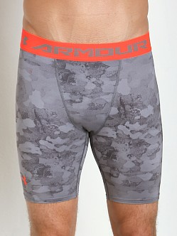 Under Armour Heatgear Armour Compression Short Graphite