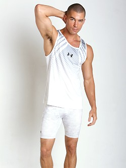 Under Armour Graphic Tech Tank Q2 White
