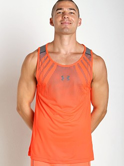 Under Armour Graphic Tech Tank Q2 Bolt Orange