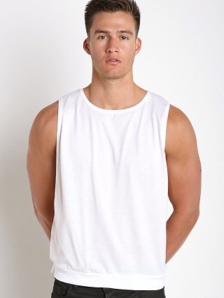 You may also like: Modus Vivendi Croise Muscle Tank White