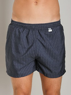 Hugo Boss Jewelfish Swim Shorts Navy