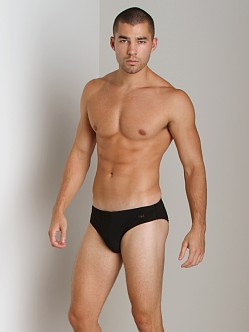 Hugo Boss Crab Swimsuit Black