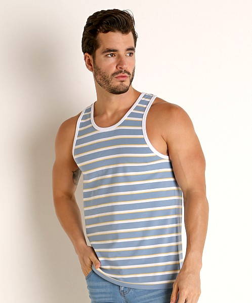Timoteo California Cool Tank Top Sky