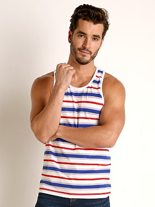 You may also like: Timoteo California Cool Tank Top Blue