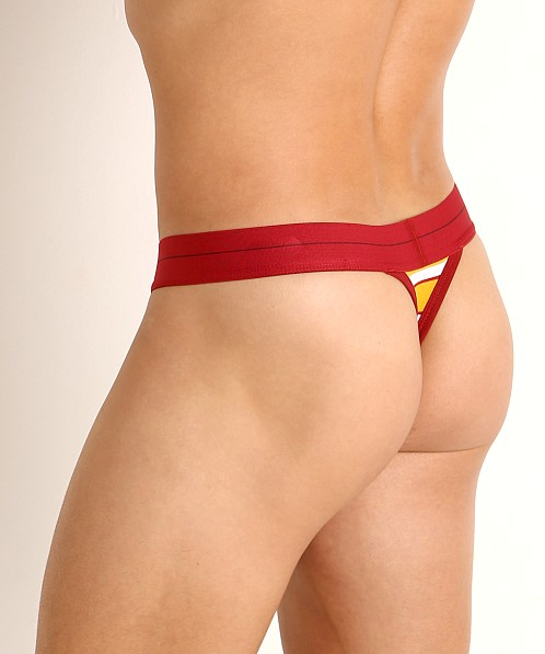 Timoteo California Cool Thong Yellow