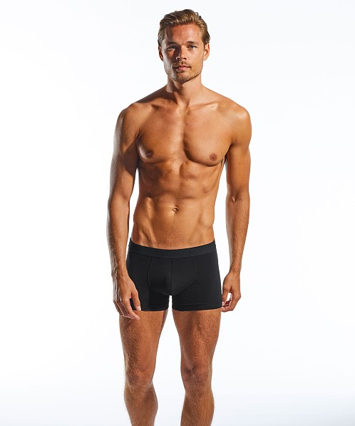 CockSox Contour Supplex Pouch Boxer Black