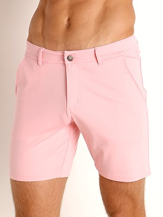 Model in pink Timoteo Chelsea Short