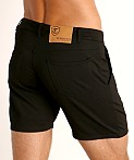 Timoteo Chelsea Short Black, view 4