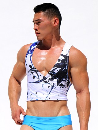 Complete the look: Rufskin Swirl Sublimated Torso Tank Print