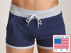 Pistol Pete Ace Short Navy