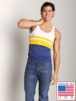 Pistol Pete Replay Tank Navy