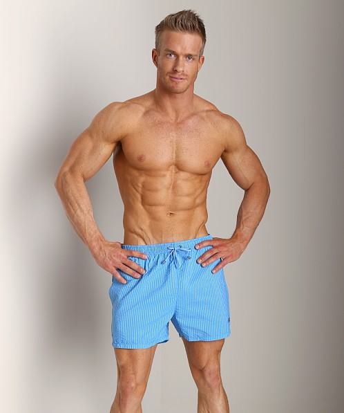Hugo Boss Tuna Swim Shorts Blue