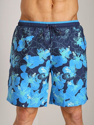 Hugo Boss Anemonefish Swim Boxer Blue
