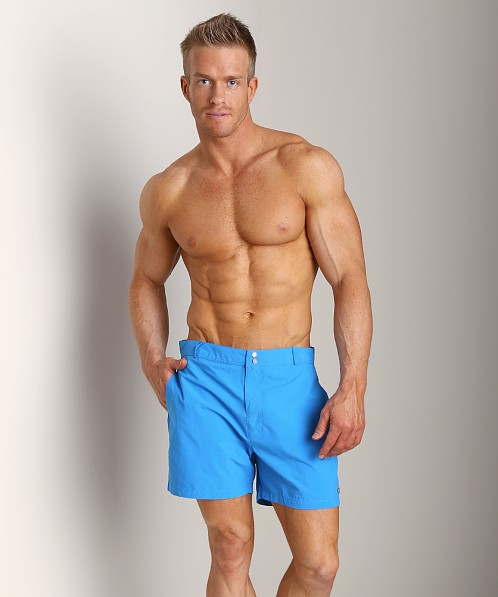 Hugo Boss Tigerfish Swim Shorts Blue