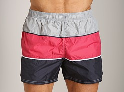 Hugo Boss Butterflyfish Swim Shorts Red