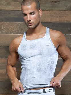 C-IN2 Filthy Tank Top White