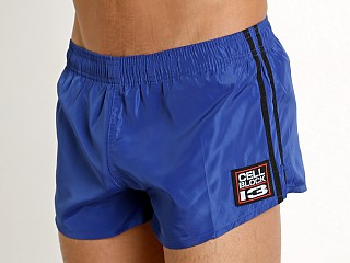 Cell Block 13 Street Walker Surf Short Blue