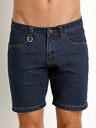 You may also like: Cell Block 13 Castro Denim Short Indigo