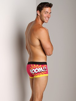 Pump! Boom! Boxer Brief Multi-Colored