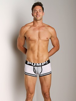 Pump! Touchdown Stretch Mesh Boxer Brief White