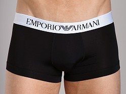 Emporio Armani Basic Stretch Microfiber Trunk Black
