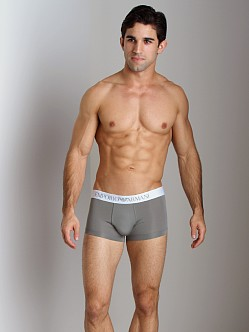 Emporio Armani Basic Stretch Microfiber Trunk Sage