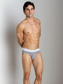 Emporio Armani Pima Jersey Stretch Cotton Brief Mastic