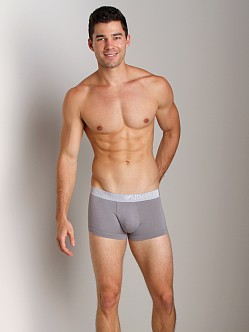 Emporio Armani Soft Cotton Trunk Mastic