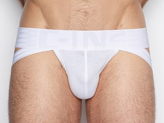 C-IN2 Hard//Core Jock White