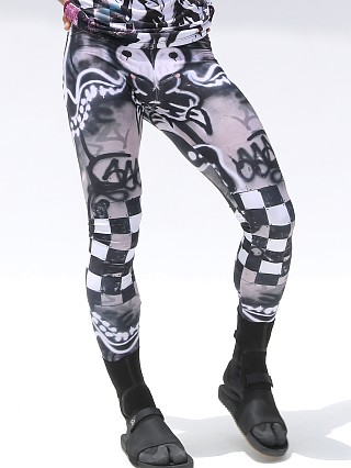 Rufskin Monster Stretch Sport Leggings Sublimation Art