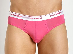 DSQUARED Micromodal Brief Fuxia
