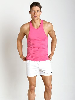 DSQUARED Micromodal Tank Top Fuxia