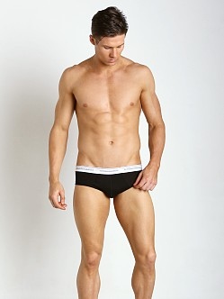 DSQUARED Push Up Brief Black