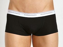 DSQUARED Push Up Trunk Black