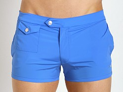 DSQUARED Comfort Swim Shorts Light Blue