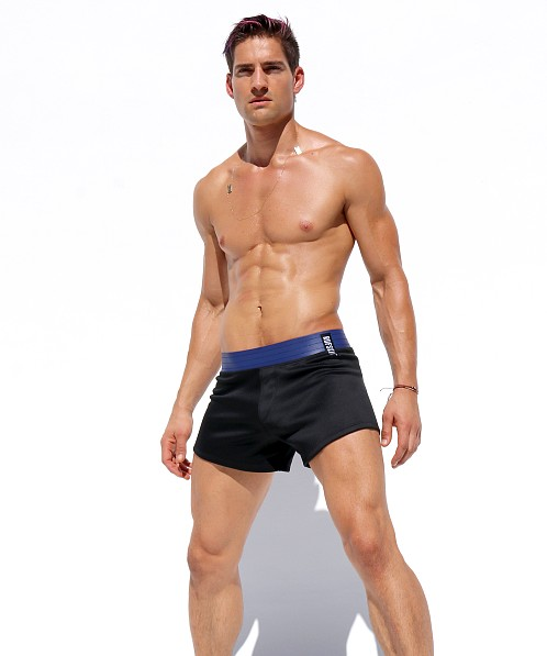 Rufskin Punch Stretch Workout Shorts