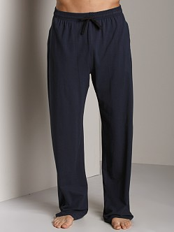 Hugo Boss Cotton Lounge Pants Navy