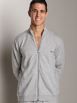 Hugo Boss Innovation 5 Track Jacket Light Grey