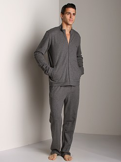 Hugo Boss Innovation 5 Track Jacket Charcoal