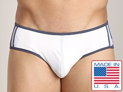 Pistol Pete Marvel Brief White