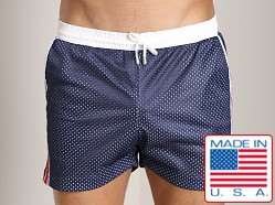 Pistol Pete Bermuda Short Navy