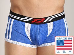 Pistol Pete Chevron Power Mesh Trunk Royal