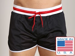 Pistol Pete Champion Short w/Liner Black