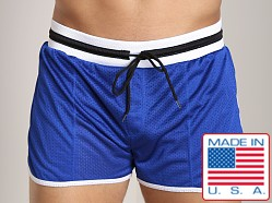 Pistol Pete Champion Short w/Liner Royal