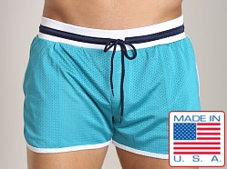 Pistol Pete Champion Short w/Liner Teal